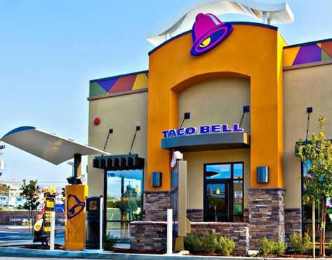 Taco Bell Franchise Cost Fees How To Open A Taco Bell