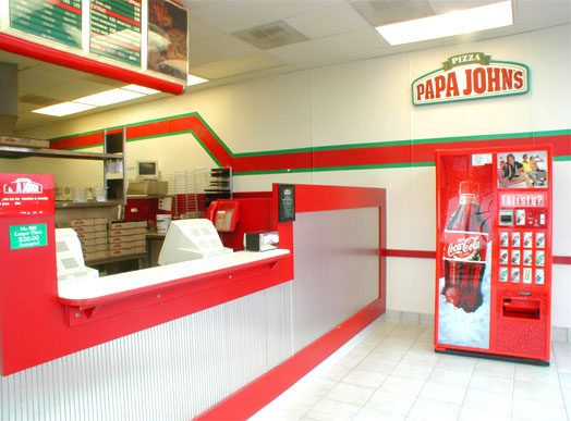 Papa John's Pizza franchise for sale