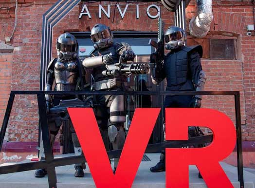 ANVIO VR franchise investment