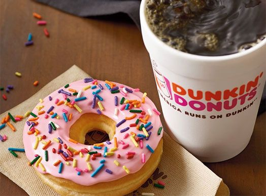 Dunkin' Donuts franchise for sale