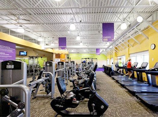 Anytime Fitness franchise for sale