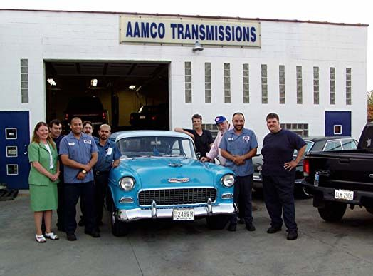 AAMCO Transmissions franchise for sale