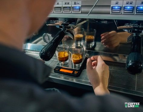 Coffee Like franchise for sale