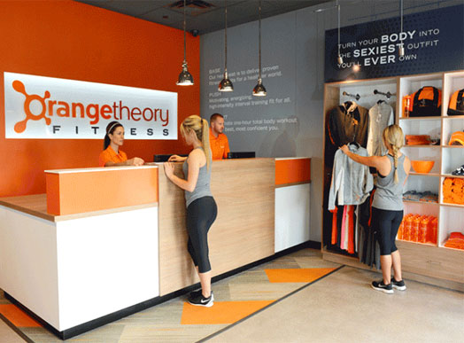 Orangetheory Fitness franchise to own