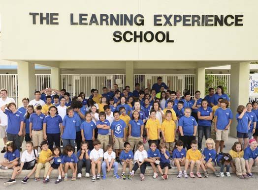 The Learning Experience franchise for sale