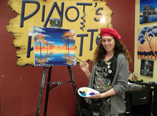 Pinot's Palette Franchise Opportunities