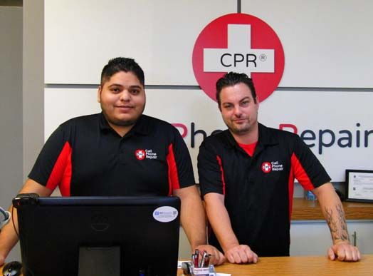CPR Cell Phone Repair franchise for sale