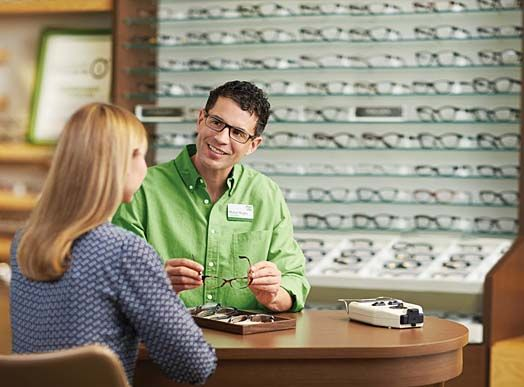 Pearle Vision franchise for sale