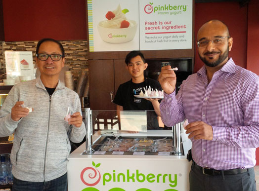 Pinkberry Franchise Opportunities