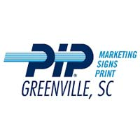 PIP Marketing, Signs, Print logo