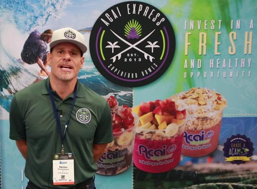 Acai Express Franchise Opportunities