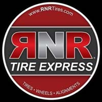 RNR Tire Express and Custom Wheels logo