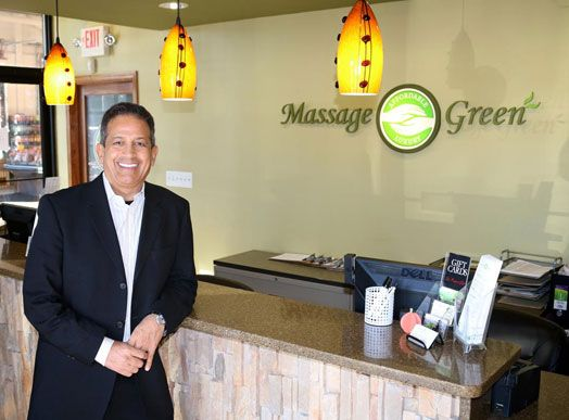 Massage Green Spa Franchise Opportunities