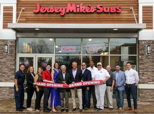 Jersey Mike's Subs franchise opportunities for sale