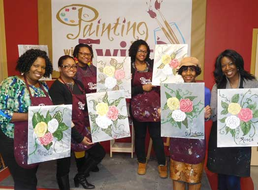 Painting With A Twist Franchise Opportunities