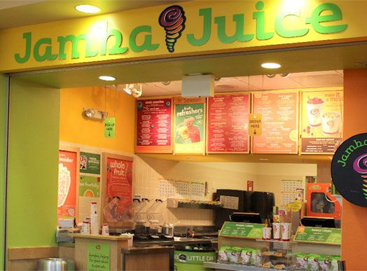 Jamba Juice franchise for sale