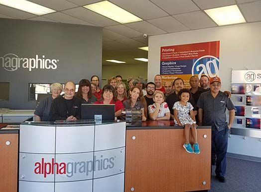 AlphaGraphics franchise for sale
