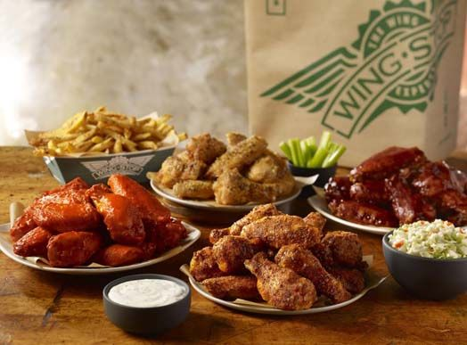 Wingstop franchise for sale