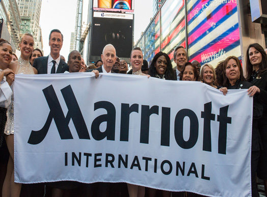 Marriott International franchise opportunities for sale