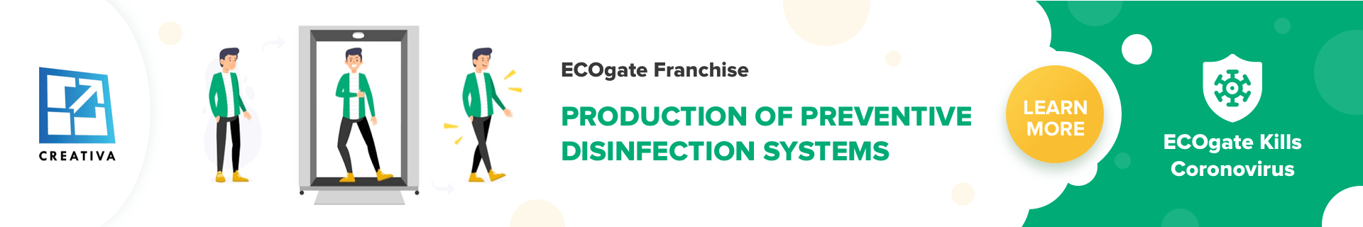 ECOgate Franchise For Sale