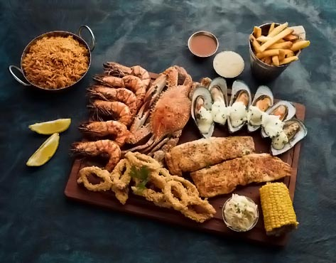 Urban Seafood franchise for sale