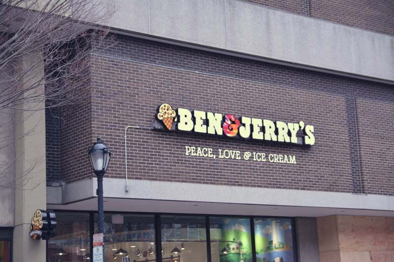 Ben & Jerry's  Franchise Opportunities