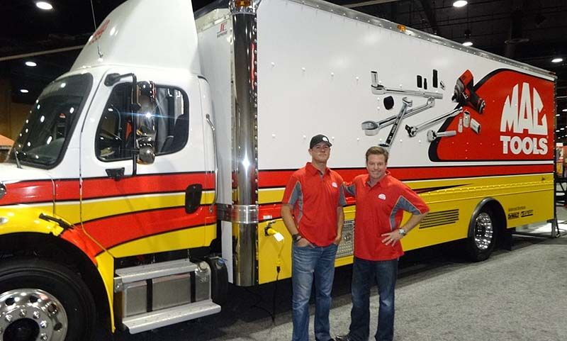 Mac Tools Truck Tool Franchise Opportunities