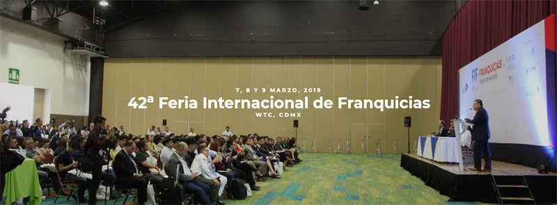 Franchise Fair in Mexico City