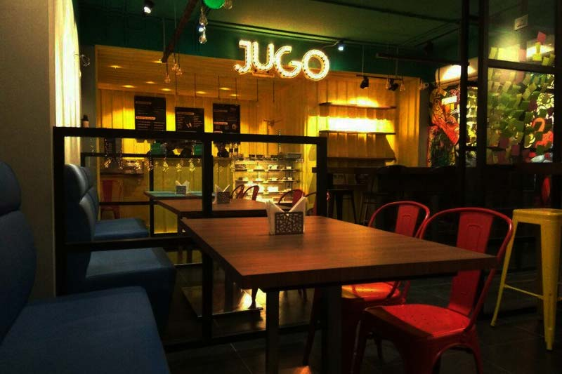 Jugo Cafe franchise