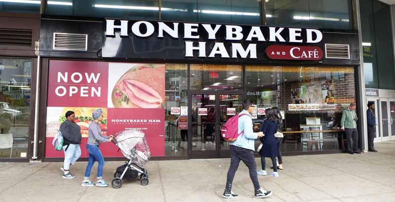HoneyBaked Ham Franchise