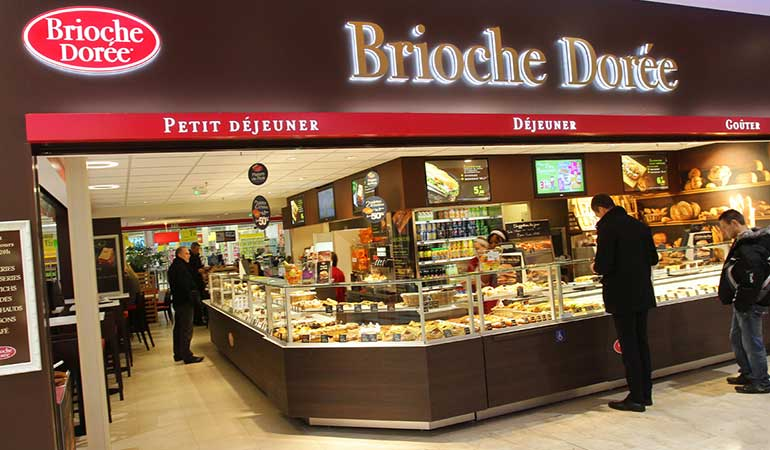 Brioche Doree franchise