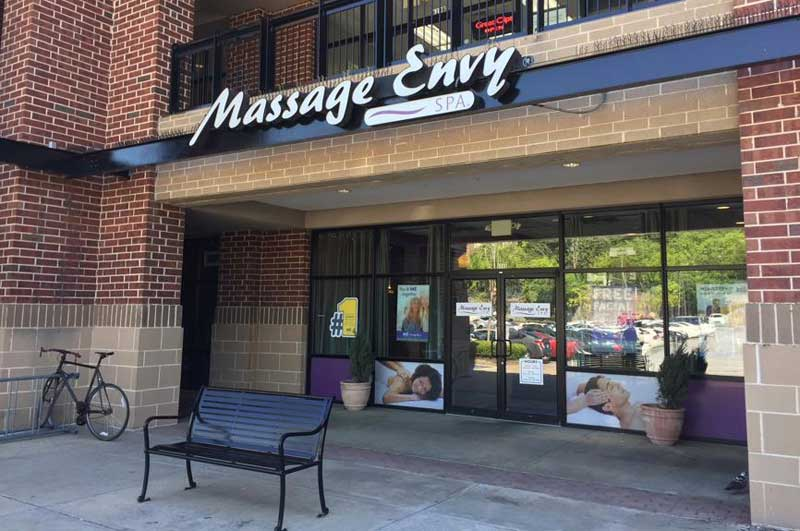 Massage Envy Franchise