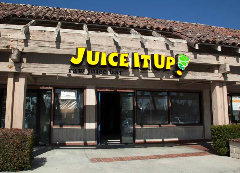 JUICE IT UP! Franchise
