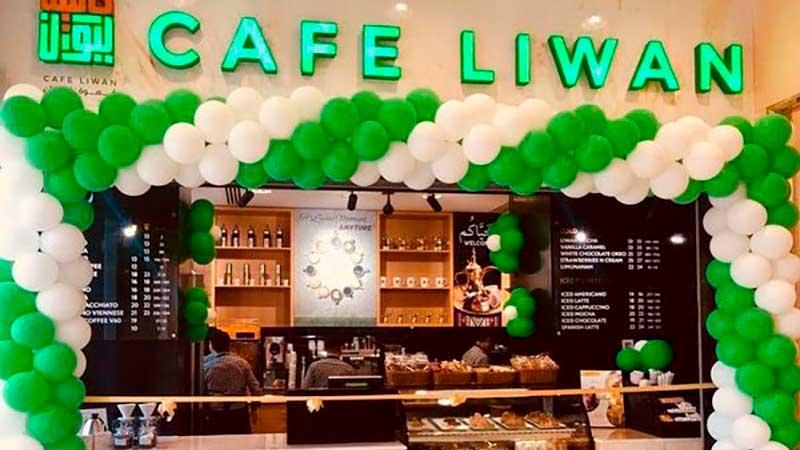 Cafe Liwan franchise
