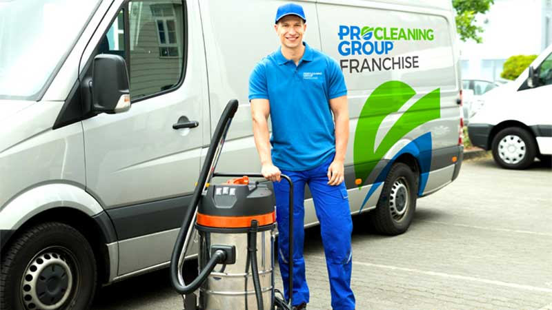 Pro Cleaning Group franchise