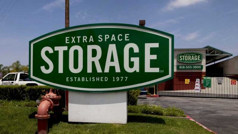 Extra Space Storage franchise