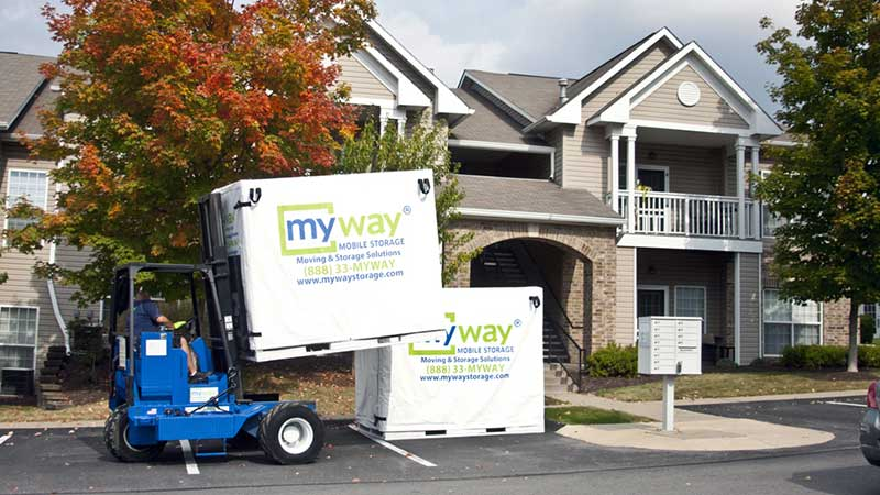 MyWay Mobile Storage franchise