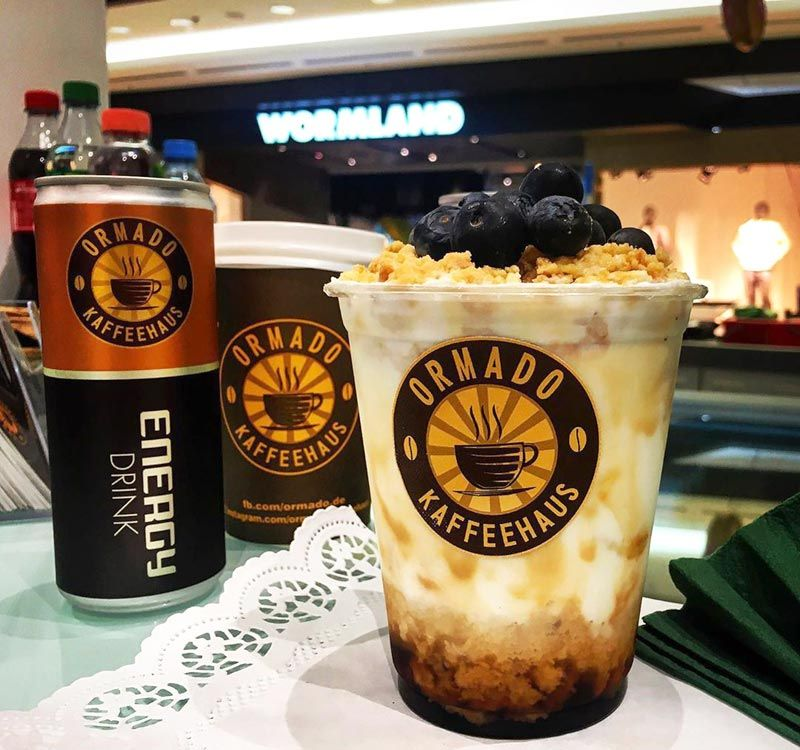 how to get Ormado Kaffeehaus franchise