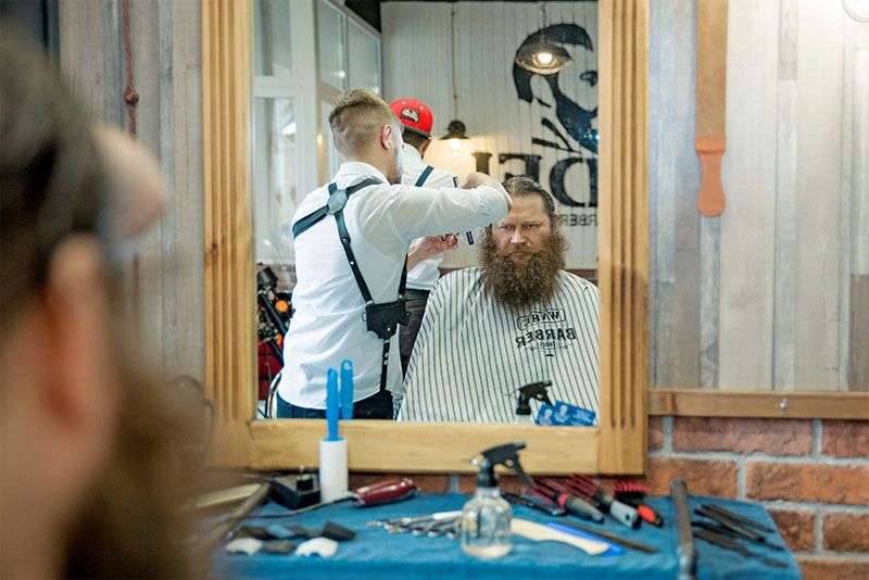barbershop franchises - Fidel