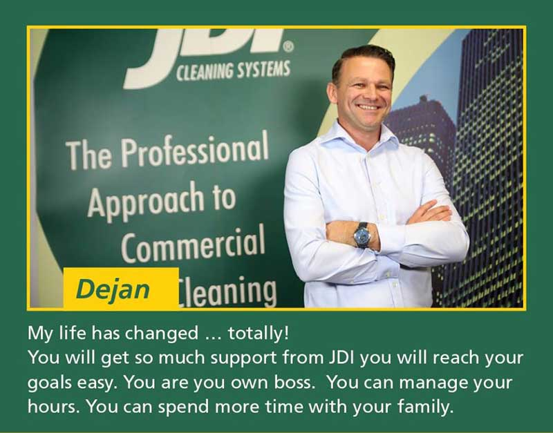 JDI Cleaning Systems Inc franchise