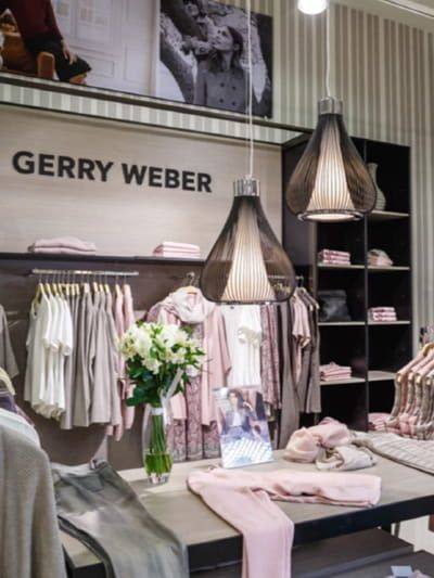 Gerry Weber franchise for sale