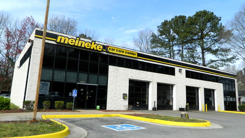 Meineke Car Care Centers Franchise