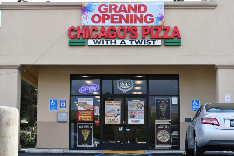 Chicago's Pizza With A Twist Franchise