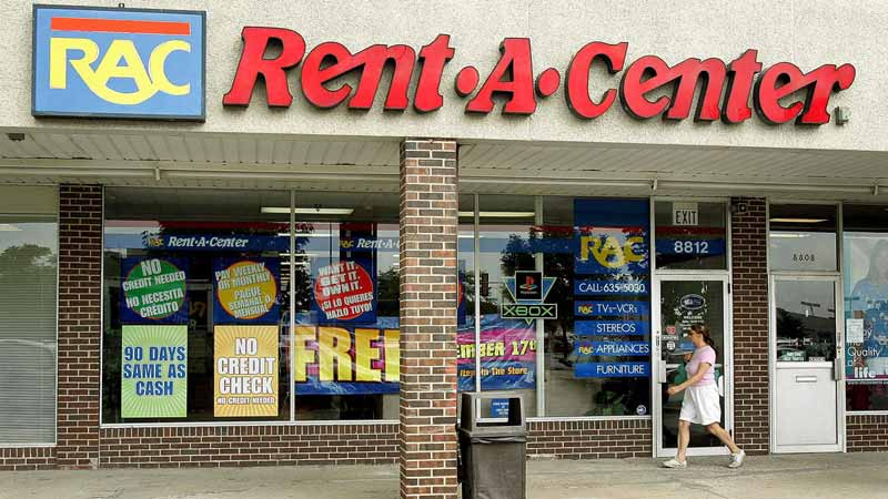 Rent-A-Center Franchise