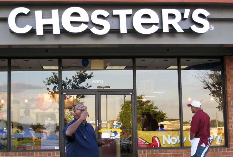 Chester's Chicken Franchise Opportunities
