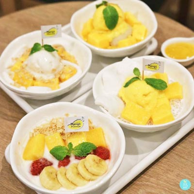 successful Mango Mania franchise business