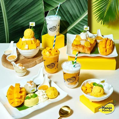 Mango Mania franchise to own