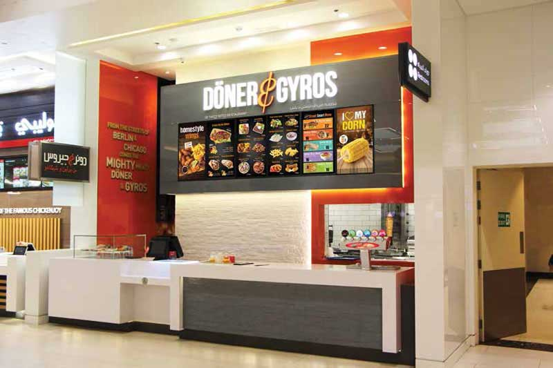Döner & Gyros franchise requirements