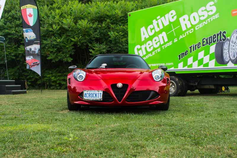 Active Green + Ross automotive service franchise