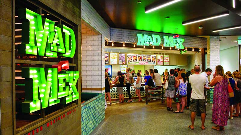 Mad Mex franchise